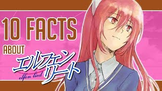 10 Facts About Elfen Lied You Probably Didn't Know!