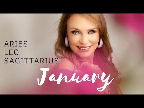 ARIES/LEO/SAGITTARIUS JANUARY 2019 Monthly Reading with Amira
