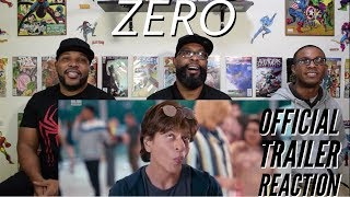 Zero Official Trailer Reaction