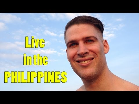 Live in the Philippines