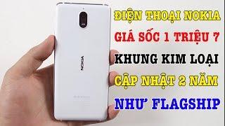 Điện thoại Nokia gì GIÁ CHỈ 1 TRIỆU 7 cập nhật như Flagship?
