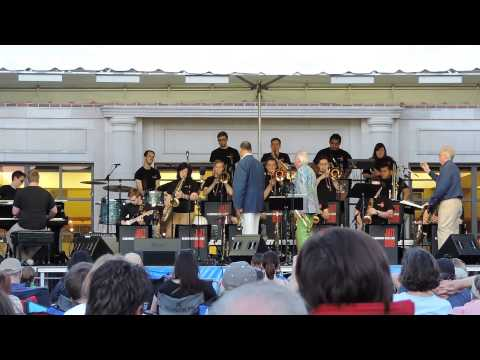 Doc Severinsen - Byron Stripling - Elmhurst College Jazz Band