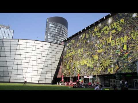 Schwarz wie Kohle, gelb wie Bier - die Dortmund- und BVB-Hymne