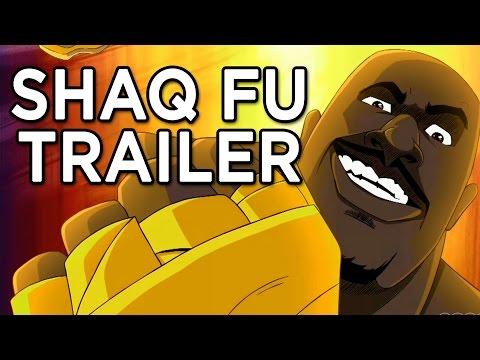 Shaq Fu: A Legend Reborn Trailer - The Game Awards 2015