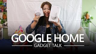 The Google Home is partially Singaporean! (feat. Tricia) | Gadget Talk - Tech Lingo