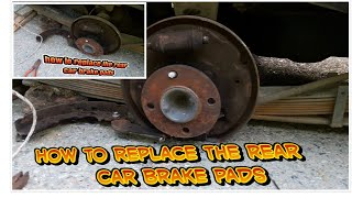 Download Lagu how to replace the rear car brake pads Gratis STAFABAND
