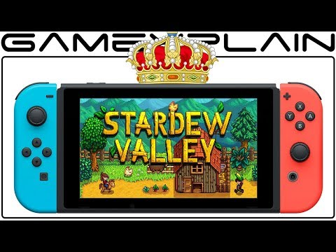 Stardew Valley Tops List of 2017's Most Downloaded eShop-Only Games on Nintendo Switch