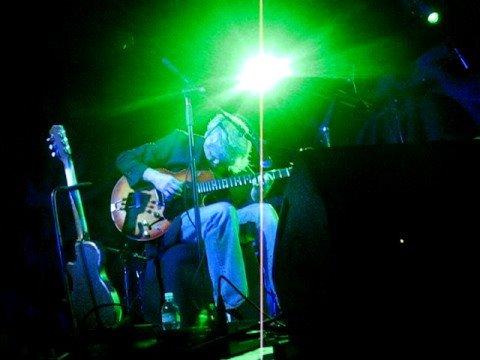 Marc Ribot Trio - Autumn Leaves - 10.14.2008