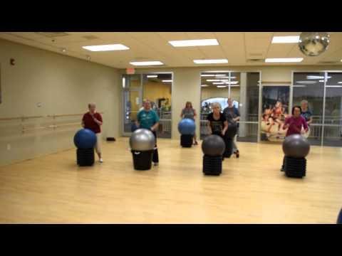 Group Exercise, Drums Alive
