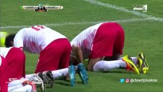 هدف الوحدة الأول ضد الخليج (يحيى المسلم) في الجولة 10 من دوري جميل