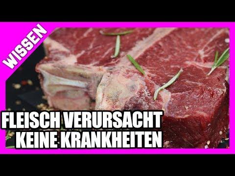Rotes Fleisch doch GESUND laut Studie | Daniel Pugge