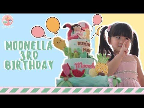 Moonella 3rd Birthday Highlight