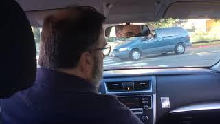 DMV Behind-the-Wheel Road Test, San Diego Test 2018