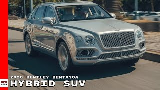 2020 Bentley Bentayga Luxury Hybrid SUV