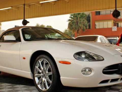 #1938 2006 Jaguar XK8