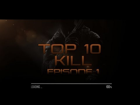 Top 10 Kill Black Ops 2 | Episode 1