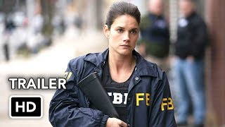 FBI (CBS) Trailer HD - Missy Peregrym, Jeremy Sisto FBI series