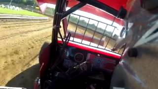 First time in sprint car