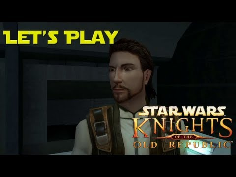 Let's Play Star Wars Knights Of The Old Republic #1 - Endar Spire unter Beschuss (DE|HD)