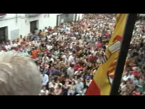Fiestas de San Juan 2009. Coria. Proclamación del Abanderado (2 de 2)