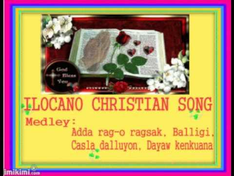 Ilocano Christian Song-medley video