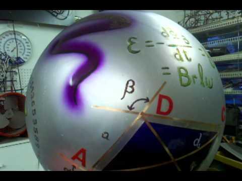 Ball #2, The Sexworld Math Ball video