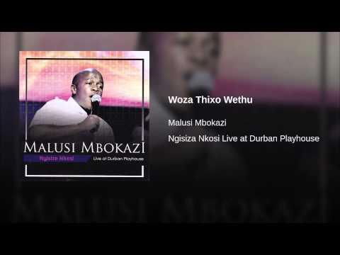 Woza Thixo Wethu
