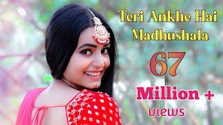Teri aankhe hai madhushala ((( Love song ))) Mukesh Ajnabi, 2018