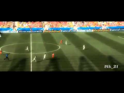 Arjen Robben   World Cup 2014 HD goals,skills e passes