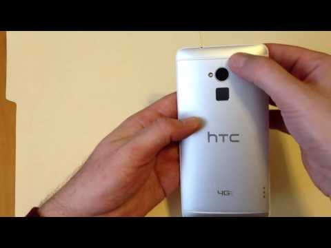 HTC ONE MAX Remove. replace Back plate cover. install Sim Card / Micro SD memory Card