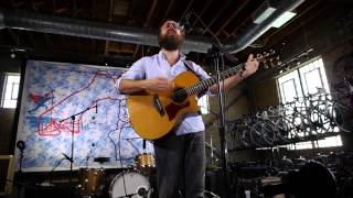 Watch Iron & Wine Glad Man Singing video