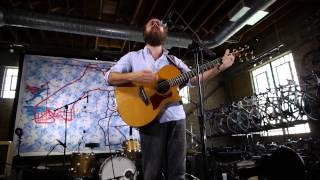 Watch Iron  Wine Glad Man Singing video