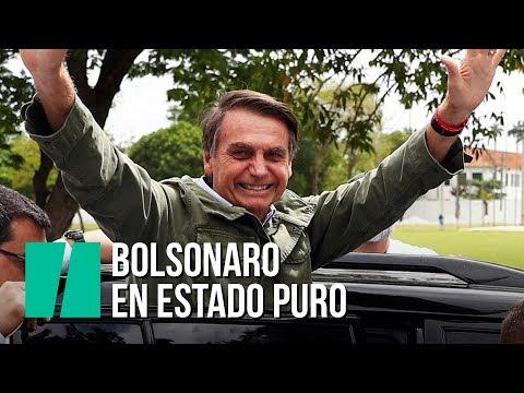 Las frases más bestias del nuevo presidente de Brasil