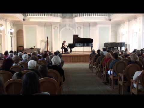Феликс Мендельсон - Фантазия   (фа-диез минор), op.28