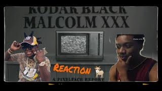 Kodak Black - Malcolm X.X.X (Official Music Video) *Song Reaction*