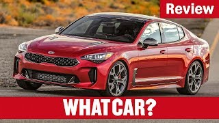 2018 Kia Stinger review - better than an Audi S5? | What Car?