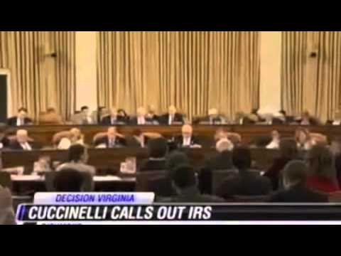 WWBT-TV: Ken Cuccinelli Retreiving Millions from IRS for VA