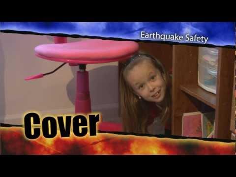 Earthquake Safety with Anna Wainscott