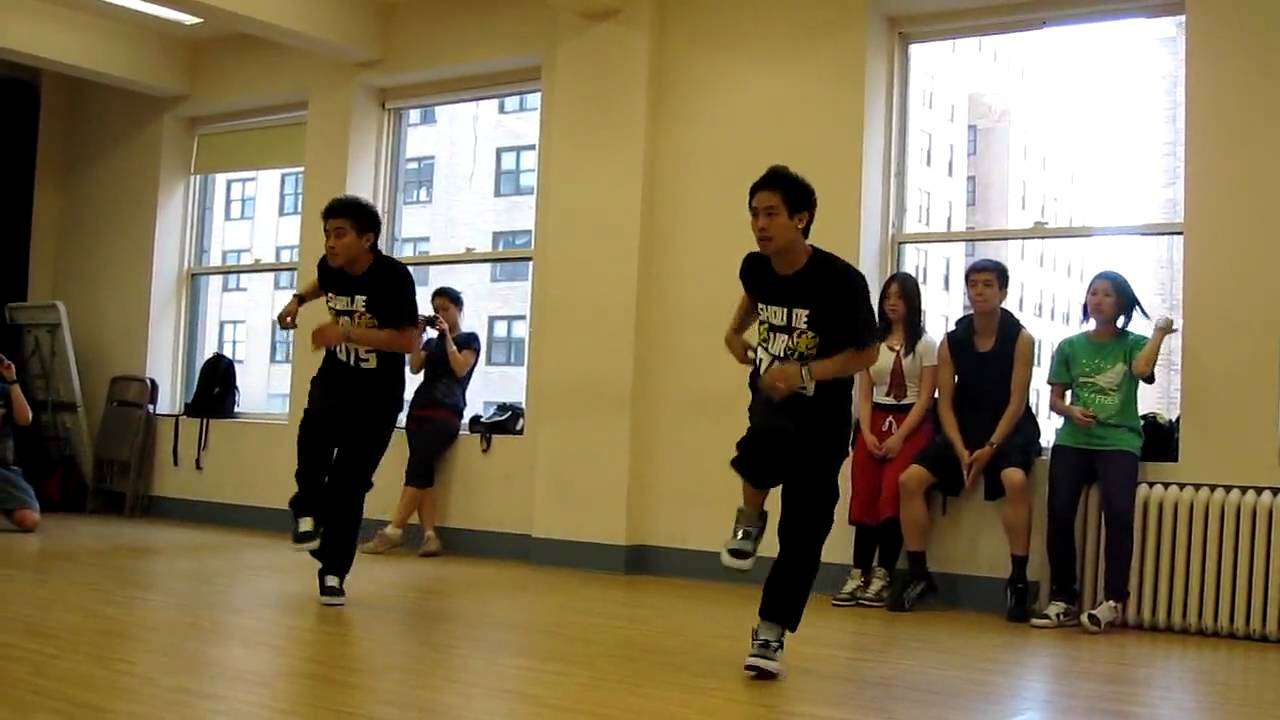 Poreotics Workshop at Pearl Studios NYC  Law and Chads