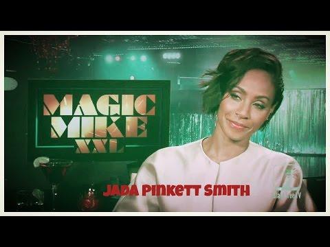 Jada Pinkett Smith Magic Mike XXL Interview