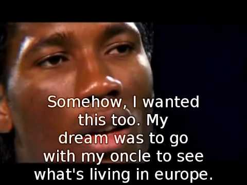 Didier Drogba- Incredible destiny part01 Engsub