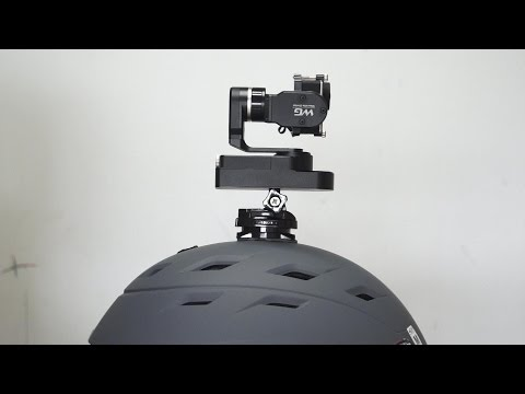 FY WG GoPro 4 Wearable 3 axis stabilized Brushless Gimbal