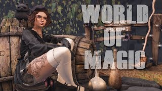 ✨ WORLD OF MAGIC ✨ - Second Life