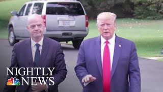 Trump Says Taliban Talks Are 'Dead' After Secret Meeting Canceled | NBC Nightly News