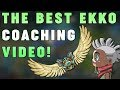 Maxske S Ekko THE BEST EKKO COACHING VIDEO I GET COACHED mp3