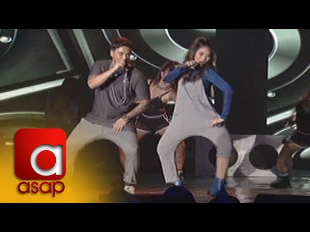 "ASAP: Sarah Geronimo and Billy Crawford perform ""One Dance"""