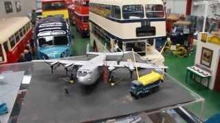 South Yorkshire Trasport Museum - Sheffield Miniatures