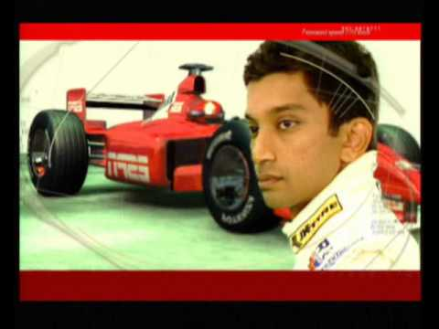 F1 Technology Narain Karthikeyan Star Sports Rana Voice Over