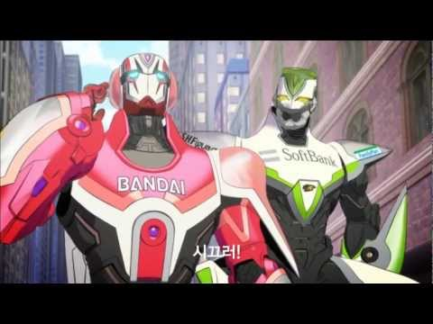 [타이거 앤 버니] 극장판 예고편 Gekijô-ban Tiger & Bunny: The Beginning Trailer (Kor)