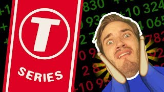 T-Series did not CHEAT. Why PewDiePie will NEVER be first again (PewDiePie vs T-Series)